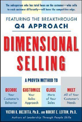 Dimensional Selling