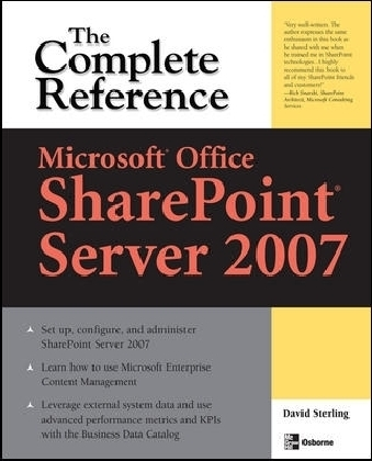 Microsoft- Office SharePoint- Server 2007