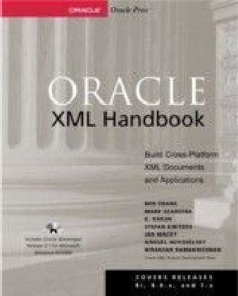 Oracle XML Handbook