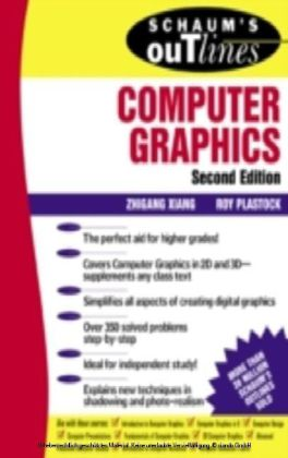 Schaum's Outline of Computer Graphics