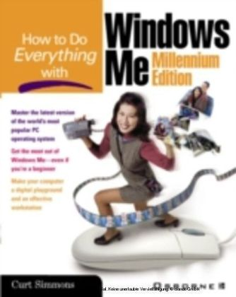 How to Do Everything with Windows, Millennium Edition