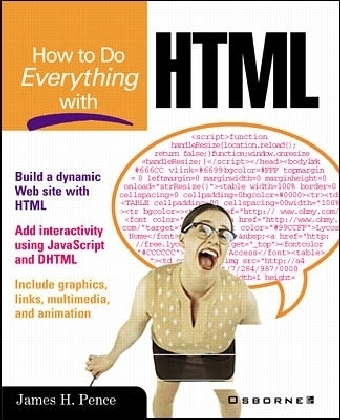 How to Do Everything with HTML