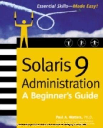 Solaris 9 Administration