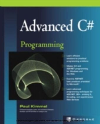 Advanced C# Programming