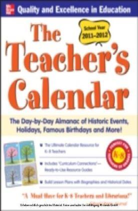 Teachers Calendar 2011-2012