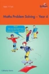 Maths Problem Solving Year 4