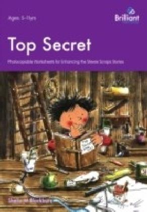 Top Secret - Stewie Scraps Teacher Resource