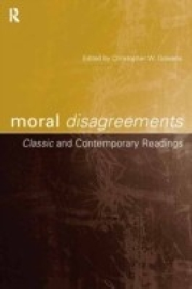 Moral Disagreements