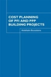 Cost Planning of PFI and PPP Building Projects