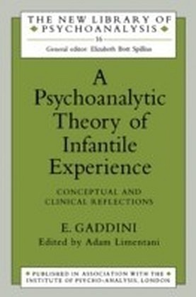 Psychoanalytic Theory of Infantile Experience
