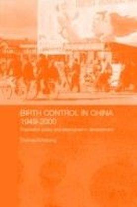 Birth Control in China 1949-2000
