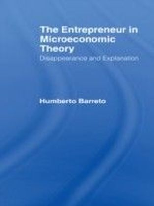 Entrepreneur in Microeconomic Theory