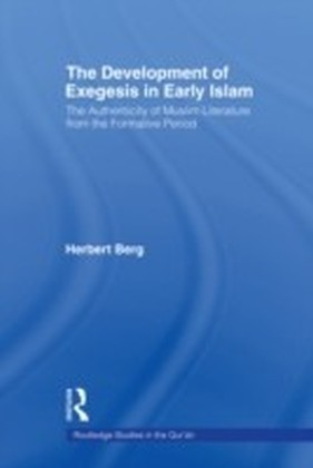 Development of Exegesis in Early Islam