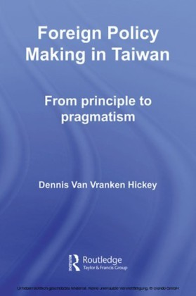 Foreign Policy Making in Taiwan