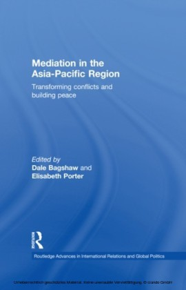 Mediation in the Asia-Pacific Region