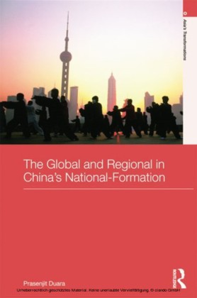 Global and Regional in China's Nation-Formation