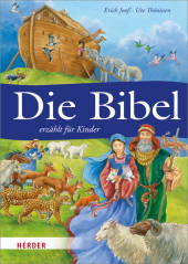 Die Bibel erzählt für Kinder Cover