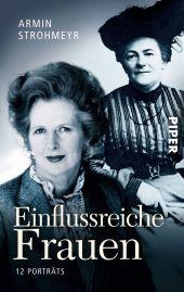 Einflussreiche Frauen Cover