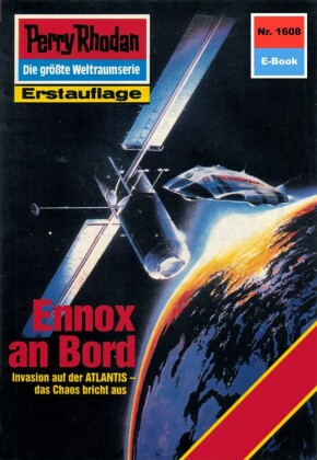 Perry Rhodan - Ennox an Bord (Heftroman)