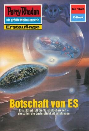 Perry Rhodan - Botschaft von ES (Heftroman)