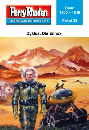 Perry Rhodan-Paket 33: Die Ennox