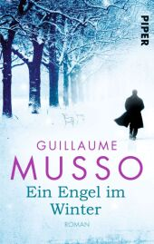 Ein Engel im Winter Cover
