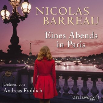 Eines Abends in Paris, 5 Audio-CDs