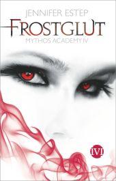 Mythos Academy - Frostglut Cover