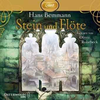 Stein und Flöte, 4 MP3-CDs