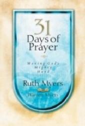 Thirty-One Days of Prayer