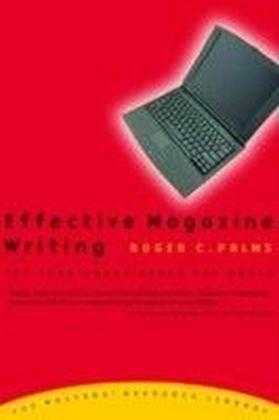 Effective Magazine Writing