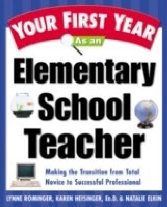 Your First Year As an Elementary School Teacher