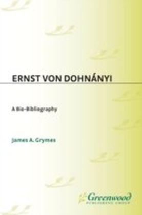Ernst von Dohnnyi