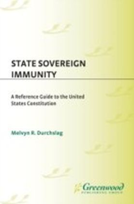 State Sovereign Immunity