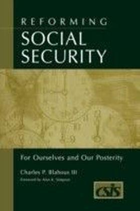 Reforming Social Security