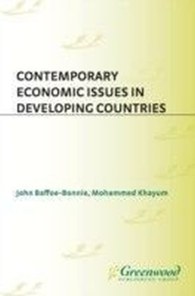 Contemporary Economic Issues in Developing Countries