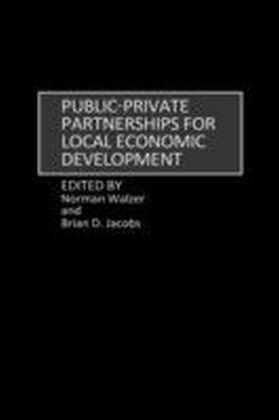 Public-Private Partnerships for Local Economic Development
