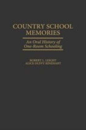 Country School Memories