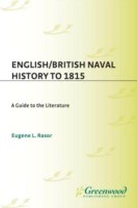 English/British Naval History to 1815
