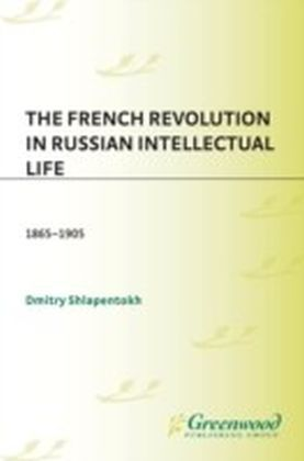 French Revolution in Russian Intellectual Life