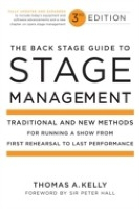Back Stage Guide to Stage Management, 3rd Edition