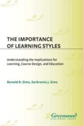 Importance of Learning Styles