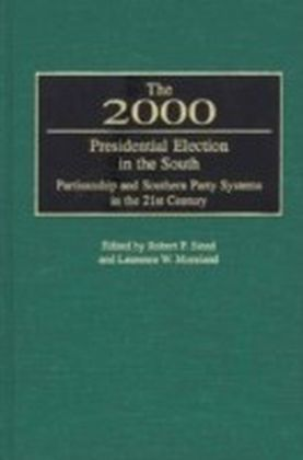 2000 Presidential Election in the South