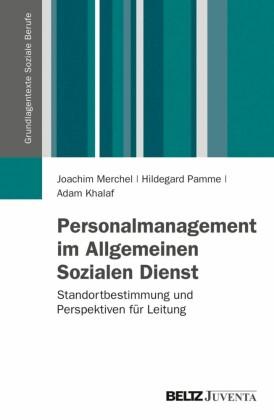 Personalmanagement im Allgemeinen Sozialen Dienst