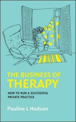 Business Of Therapy