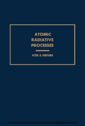 Atomic Radiative Processes