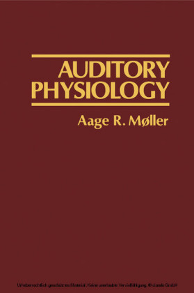 Auditory Physiology