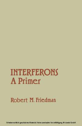 Interferons A Primer