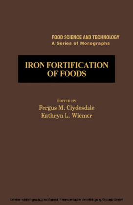 Iron Fortification of Foods