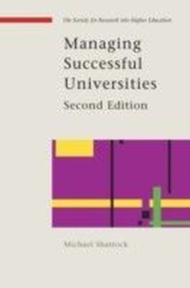 Managing Successful Universities